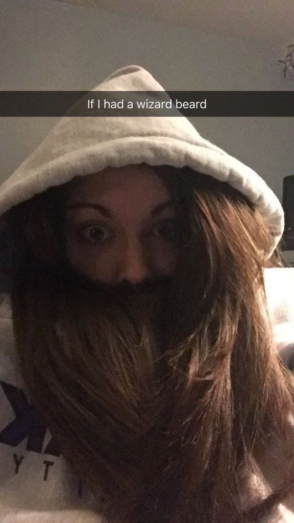 women beards hair design 24