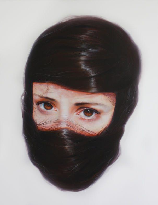 women beards hair design 37