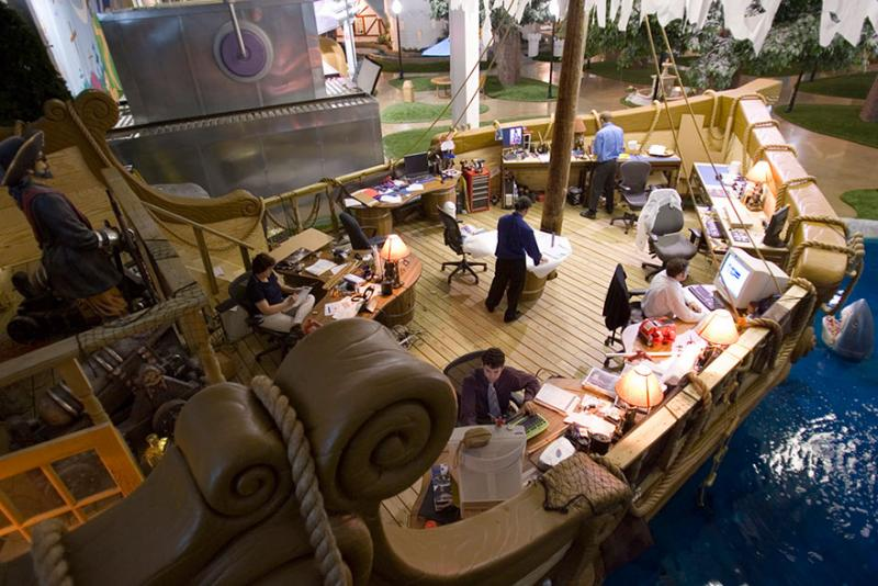 world's coolest offices 45