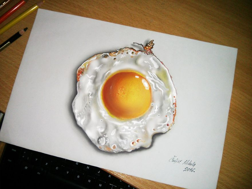 Artist Creates Masterful 3D Drawings That Will Leave You Utterly ...