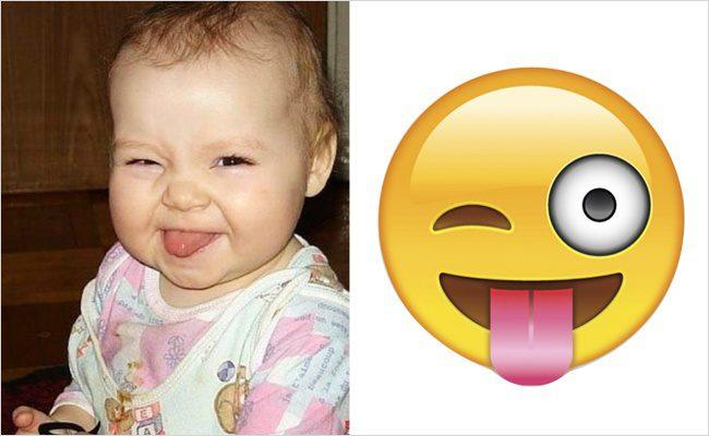 Babies look like emojis4
