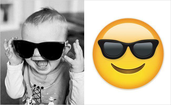 Babies look like emojis6