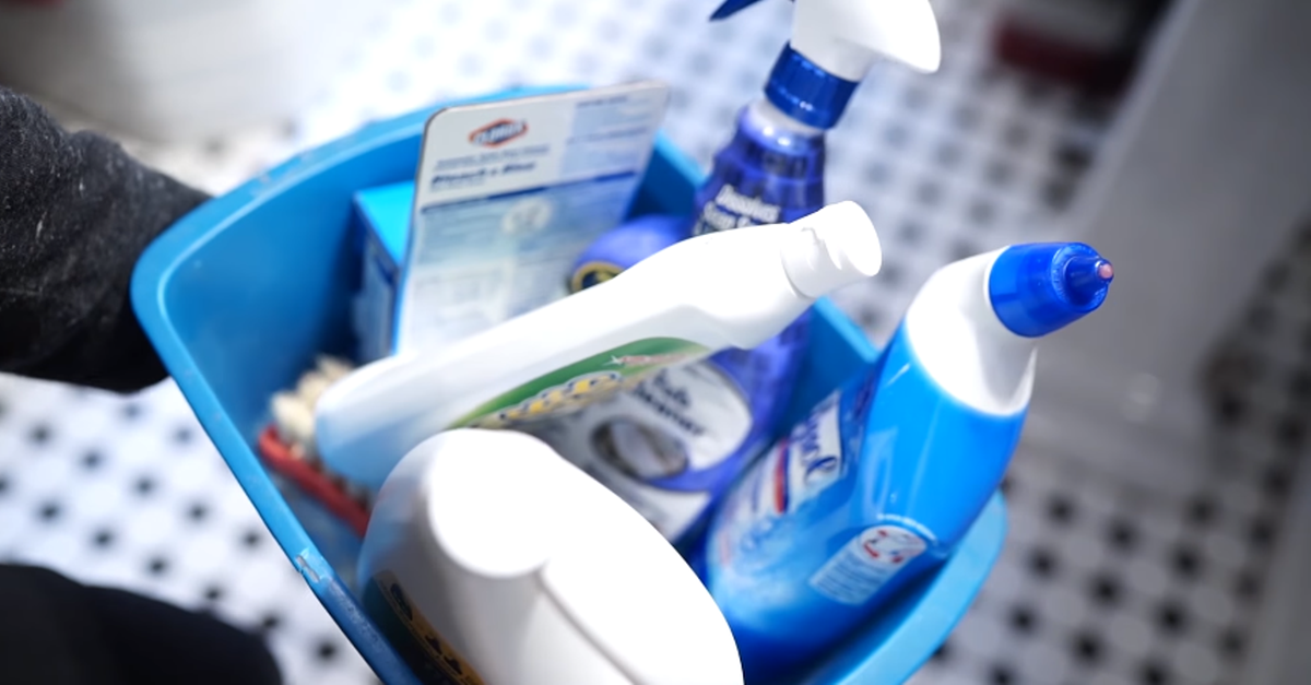Bathroom cleaning tips that truly work for Cleaning bathroom tips