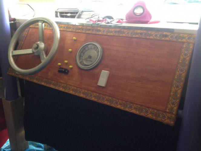 DIY bus bunk bed18