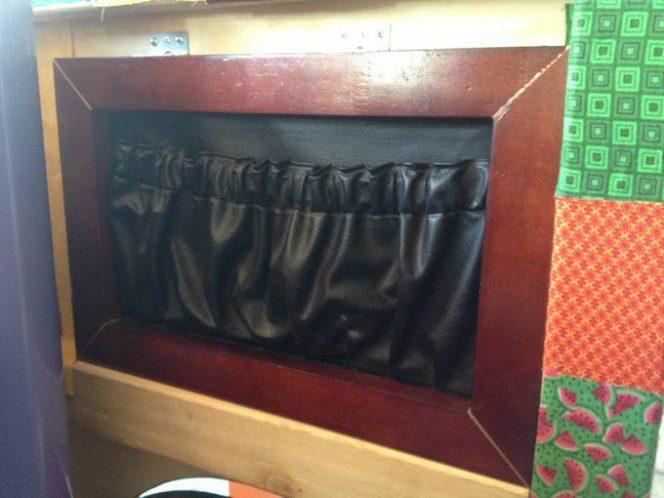 DIY bus bunk bed19