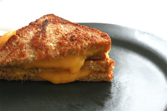 Grilled cheese sandwich1