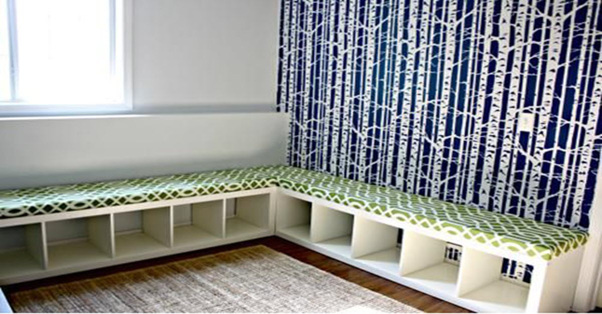 Transform your ikea bookcase into another piece of for Transform ikea furniture