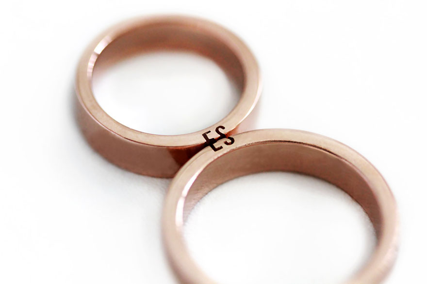 Wedding Rings That Fit Together In A Special Way