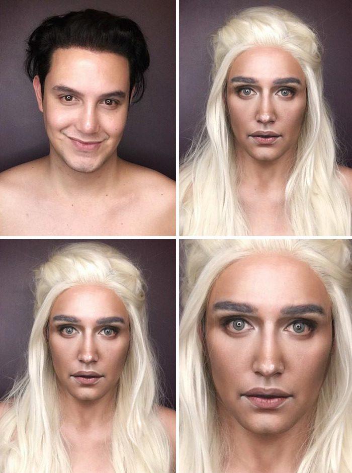 Paolo Ballesteros make up 2