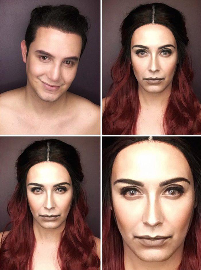 Paolo Ballesteros make up 5