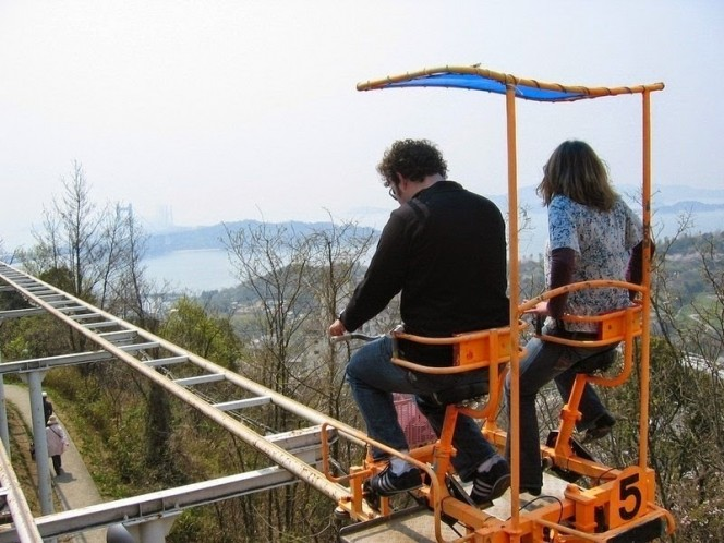 Pedal-powered coaster2