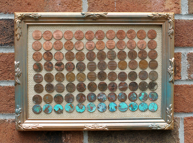 Ways to repurpose pennies12