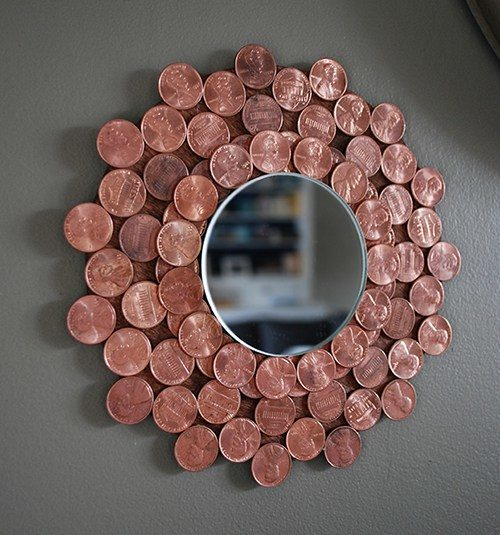 Ways to repurpose pennies15