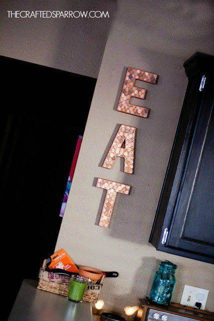 Ways to repurpose pennies16