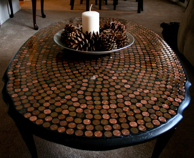 Ways to repurpose pennies22