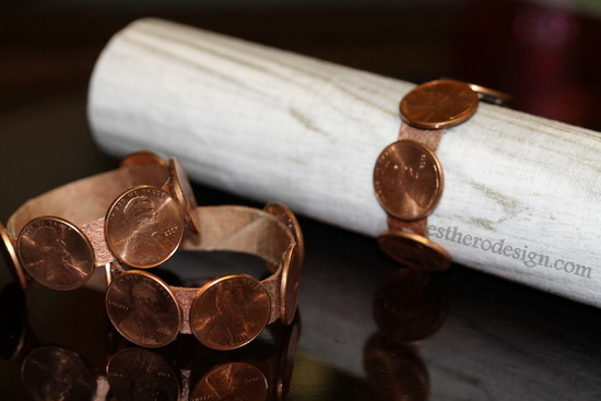 Ways to repurpose pennies7