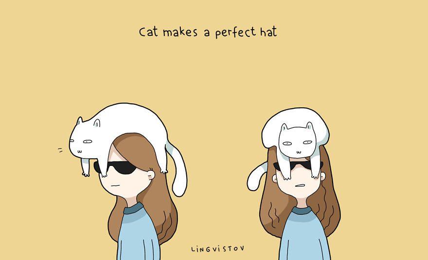 benefits of having cat 21