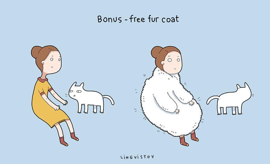 benefits of having cat 7