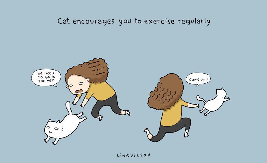 benefits of having cat 9