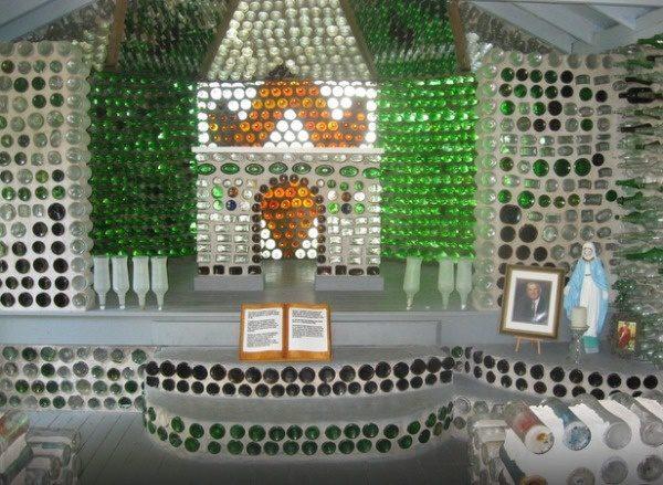 bottle house 9