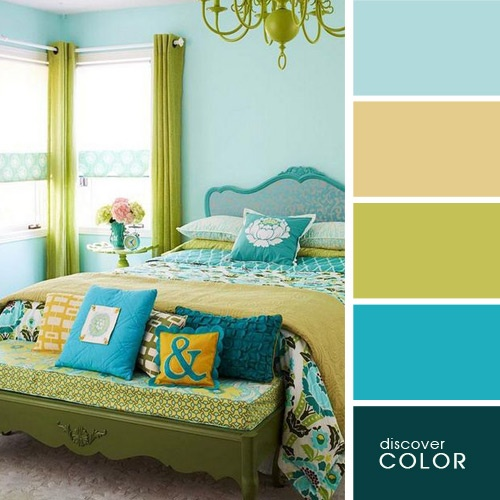 colour combinations for your home 7