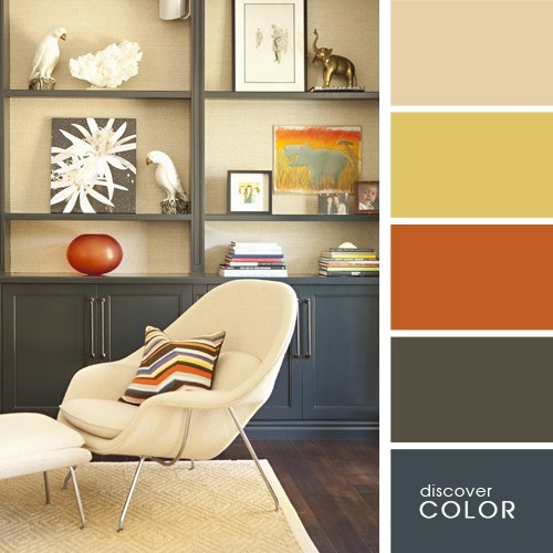 colour combinations for your home 8