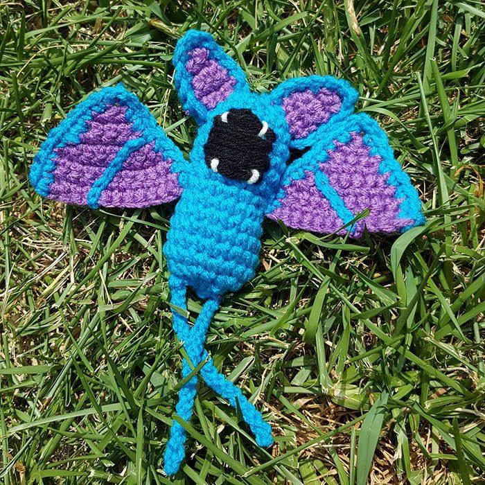 crocheted pokemon toys 10
