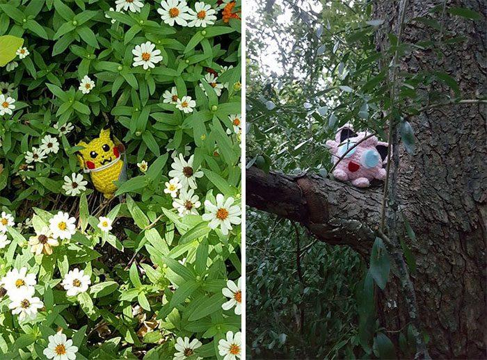 crocheted pokemon toys 3