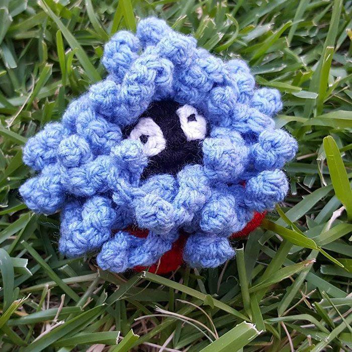 crocheted pokemon toys 4
