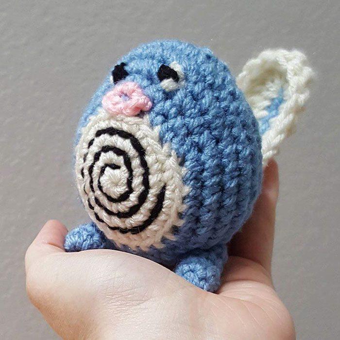 crocheted pokemon toys 6
