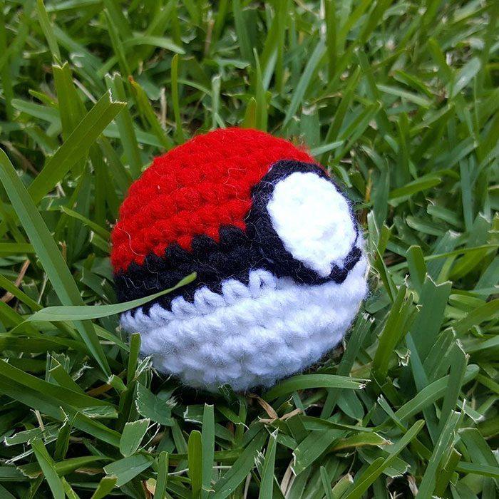crocheted pokemon toys 8