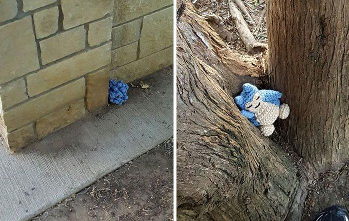 crocheted pokemon toys 9