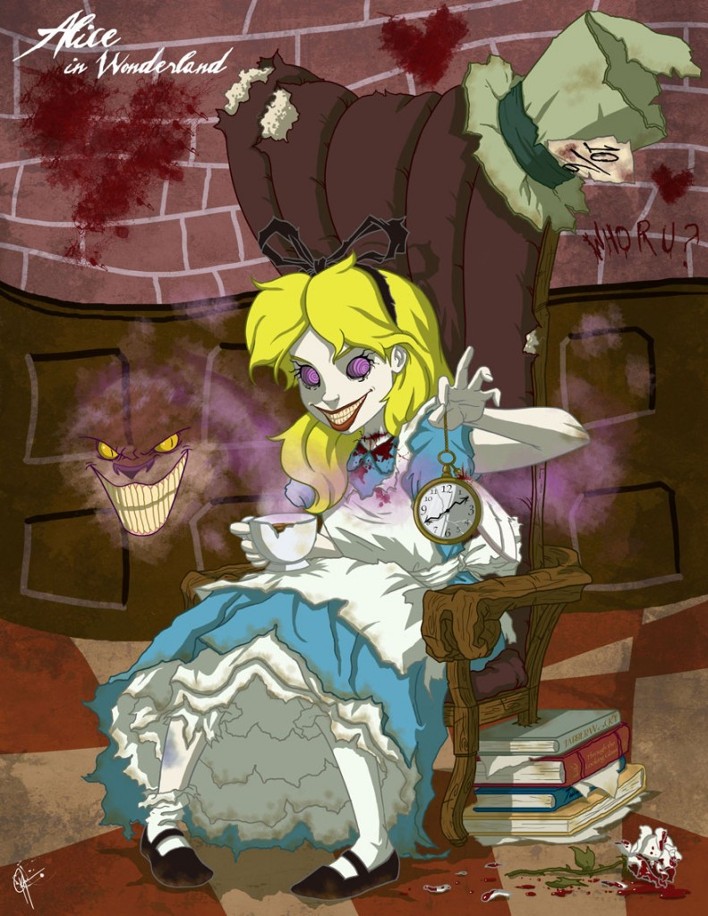 dark disney princesses 10