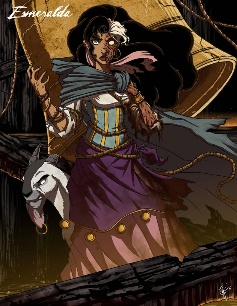dark disney princesses 11