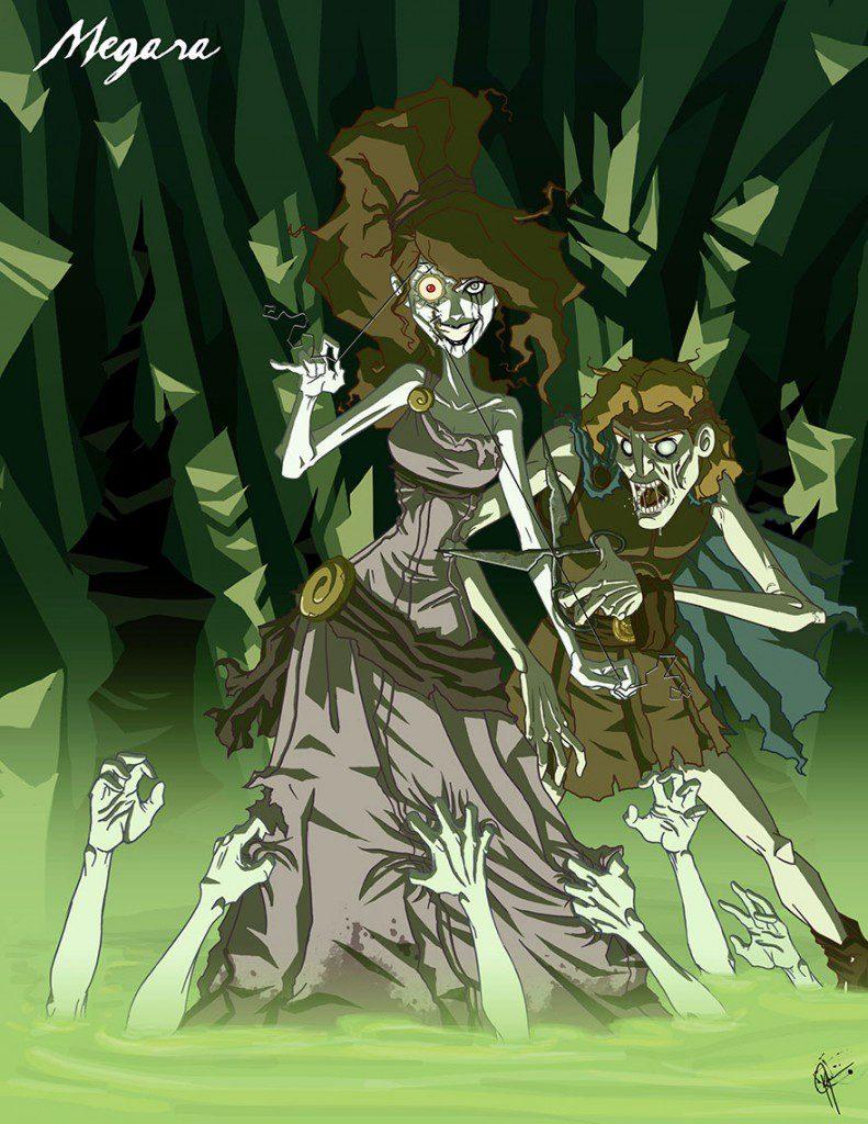 dark disney princesses 14