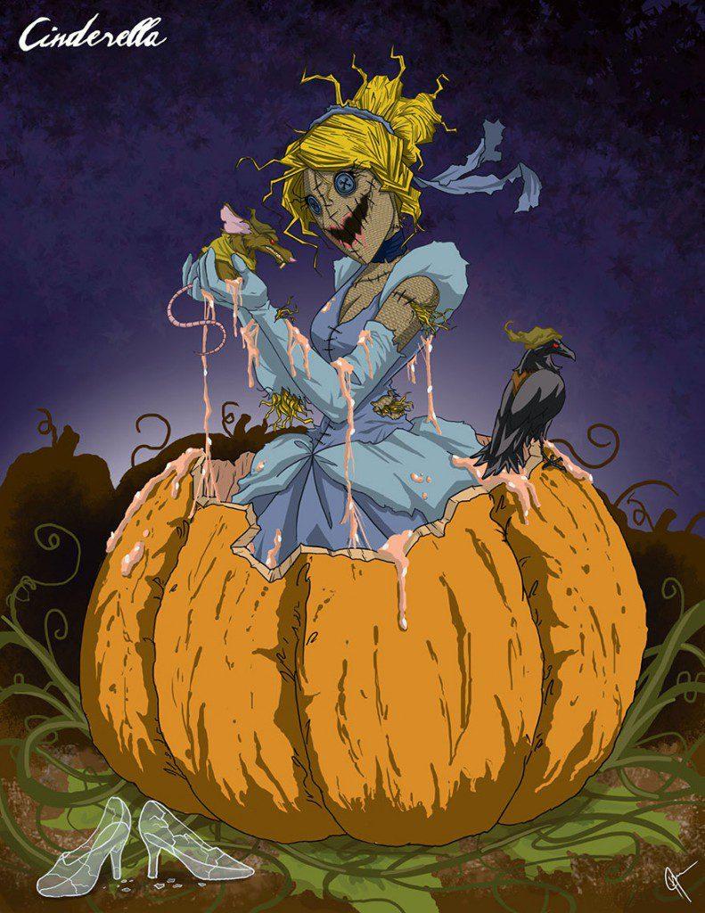 dark disney princesses 6