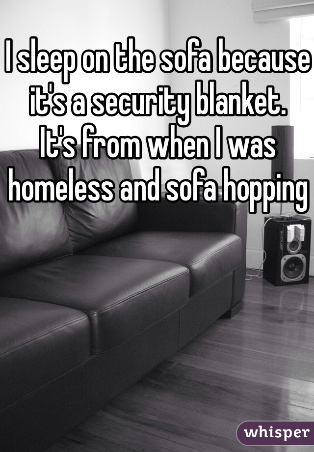 homeless people's confessions 10