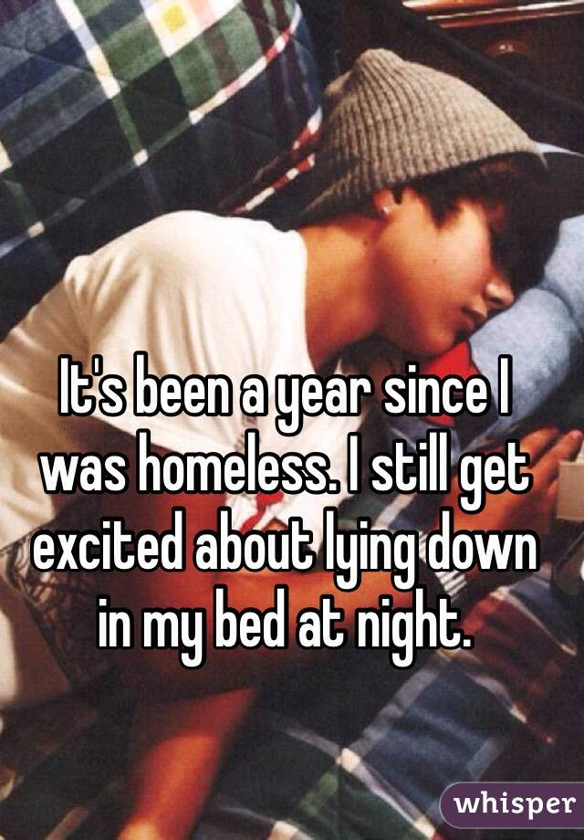 homeless people's confessions 14