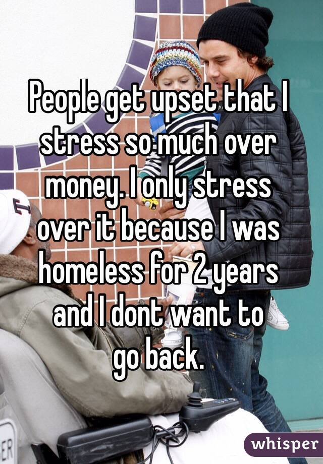 homeless people's confessions 15