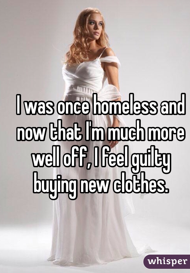 homeless people's confessions 16