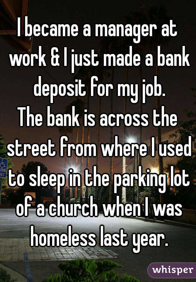 homeless people's confessions 5