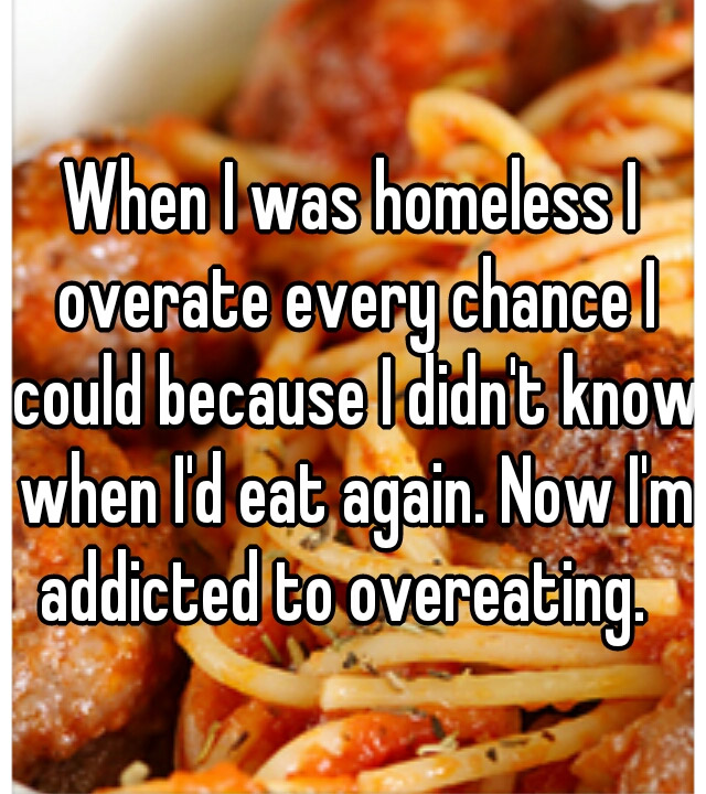 homeless people's confessions 7
