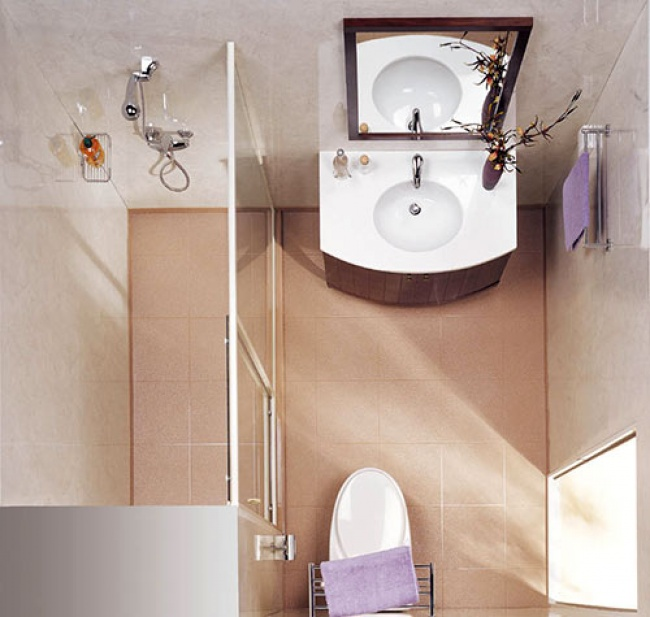 idea for small bathrooms9