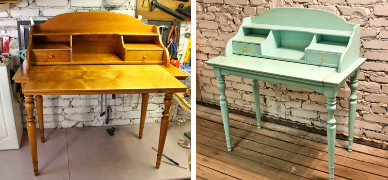 old furniture transformation 18