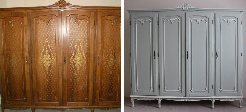 old furniture transformation 5