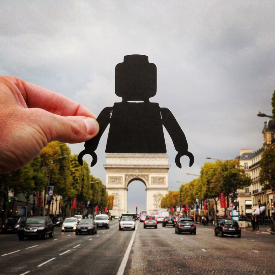 paper cutouts transform landmarks 3