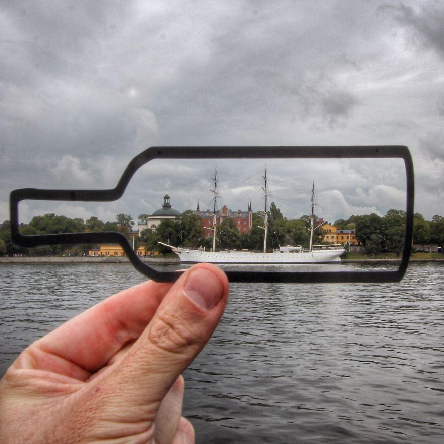 paper cutouts transform landmarks 4