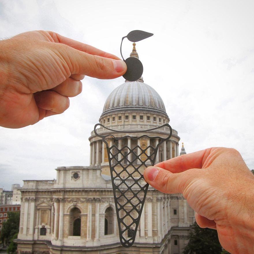 paper cutouts transform landmarks 8