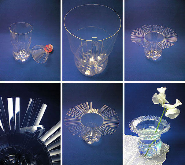 plastic bottle recycling ideas 11