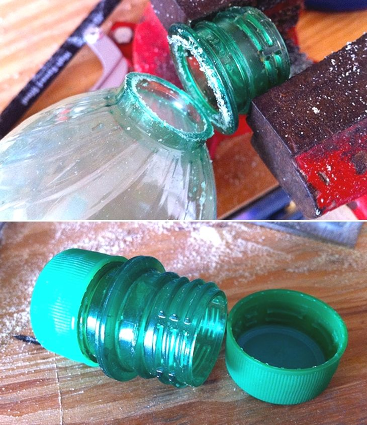 plastic bottle recycling ideas 9